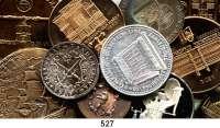 M E D A I L L E N,Numismatik LOT von 42 Medaillen mit Bezug zur Numismatik.  Ausstellungen, Prägeanstalten, Gründung der sächs. Numismatischen Gesellschaft 1990.  17,4 bis 84 mm. Ø
