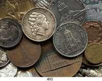 M E D A I L L E N,Städte LOT von 70 Medaillen.  Stadtansichten, Stadtjubiläen etc.  20 bis 60 mm.