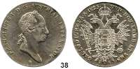 Österreich - Ungarn,Habsburg - Lothringen Franz I. (1792) 1806 - 1835Konventionstaler 1825 B, Kremnitz.  Kahnt 339.  Frühwald 183.  Herinek 349.  Jg. 198.  Dav. 9.