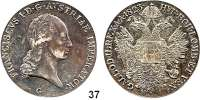 Österreich - Ungarn,Habsburg - Lothringen Franz I. (1792) 1806 - 1835Konventionstaler 1823 G, Nagybanya.  Kahnt 338.  Frühwald 174.  Herinek 333.  Jg. 190.  Dav. 7.