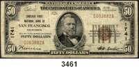 P A P I E R G E L D,AUSLÄNDISCHES  PAPIERGELD U.S.A.50 Dollars 1929.