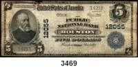 P A P I E R G E L D,AUSLÄNDISCHES  PAPIERGELD U.S.A.5 Dollars 7.11.1921.