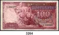 P A P I E R G E L D,AUSLÄNDISCHES  PAPIERGELD Lettland100 Latu 1939.  Pick 22 a.