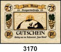 P A P I E R G E L D   -   N O T G E L D,Bremen BremenTheo Schmetz, Restaurant