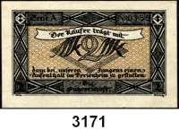 P A P I E R G E L D   -   N O T G E L D,Hessen Frankfurt am MainPfadfinderortsgruppe Freiherr von der Goltz.  2 Mark o.D.  G/M 376.1.