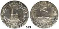 M E D A I L L E N,Luftfahrt - Raumfahrt FlugzeugeVersilberte Bronzemedaille