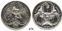 M E D A I L L E N,Städte BreslauSilbermedaille o.J. (um 1750, Kittel).  Moralisierende Medaille.  45 mm.  26,5 g.  F. u. S. 5054.