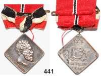 M E D A I L L E N,Personen Grashof, FranzVersilberte Bronzeplakette 1906 (Lauer).  50. Jahrestag der Gründung des Vereins Deutscher Ingenieure.  Kopf n.:r. / 1856