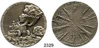 AUSLÄNDISCHE MÜNZEN,Israel Silbermedaille 1971.  70 Jahre Jewish National Fund.  Randpunze : STERLING 935.  44,4 mm.  46,75 g.