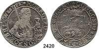 AUSLÄNDISCHE MÜNZEN,Niederlande Westfriesland, ProvinzReichstaler 1612 (aus 1611).  28,18 g.  Delmonte 940.  Dav. 4842.