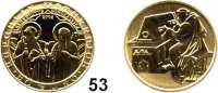 Österreich - Ungarn,Österreich 2. Republik ab 194550 Euro 2002.  (10 g fein).  2000 Jahre Christentum.  Fb. 936.  Im Originaletui mit Zertifikat.  GOLD