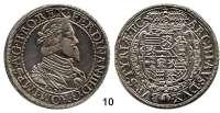 Römisch Deutsches Reich,Haus Habsburg Ferdinand III. 1637 - 1657Taler 1638, Graz.  28,64 g.  Dav. 3185.  Voglh. 192/I.  Herinek 394.