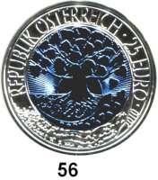 Österreich - Ungarn,Österreich 2. Republik ab 194525 Euro 2010 (Bi-Metall Silber/Niob).  Erneuerbare Energie.  Im Originaletui mit Zertifikat.