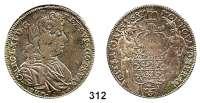 Deutsche Münzen und Medaillen,Pommern Karl XI. von Schweden 1660 - 16972/3 Taler 1687 D.H.M., Stettin.  16,44 g.  Dav. 766.  Ahlström 109.
