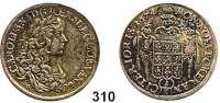 Deutsche Münzen und Medaillen,Pommern Karl XI. von Schweden 1660 - 16971/3 Taler 1674 DS, Stettin.  9,09 g.  Ahlström 130.  Seltene Variante.