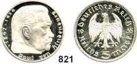 R E I C H S M Ü N Z E N,Drittes Reich 5 Reichsmark 1935 F.