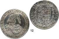 Römisch Deutsches Reich,Haus Habsburg Ferdinand III. 1637 - 1657Taler 1653, Wien.  27,79 g.  Dav. 3183.  Voglh. 206/VI.  Herinek 389.