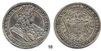 Römisch Deutsches Reich,Haus Habsburg Leopold I. 1657 - 1705Taler 1698, Kremnitz.  28,38 g.  Dav. 3264.  Voglh.225/VI.  Herinek 741.
