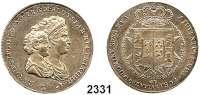 AUSLÄNDISCHE MÜNZEN,Italien Königreich EtrurienCharles Louis unter Regentschaft seine Mutter Maria Louisa 1803 - 1807  5 Lire 1804.  Craig 48.