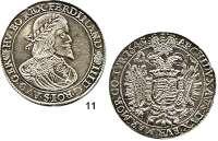 Römisch Deutsches Reich,Haus Habsburg Ferdinand III. 1637 - 1657Taler 1645 K-B, Kremnitz.  28,65 g.  Dav. 3198.  Voglh. 197.  Herinek 471.
