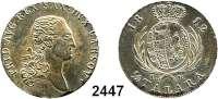 AUSLÄNDISCHE MÜNZEN,Polen Friedrich August von Sachsen 1810 - 18151/3 Talara 1812 I.B., Warschau.  Gumowski 2471.  Kahnt 1269.  AKS 195.  Jg. 206.  Schön 7.  Cr. 86.