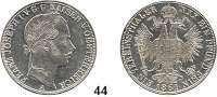 Österreich - Ungarn,Habsburg - Lothringen Franz Josef I. 1848 - 1916Vereinstaler 1861 A, Wien.  Kahnt 352.  Frühwald 1407.  Herinek 446.  Dav. 21.