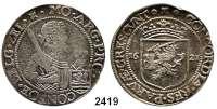 AUSLÄNDISCHE MÜNZEN,Niederlande SeelandReichstaler 1621.  28,13 g.  Delmonte 941.  Dav. 4844.