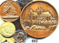 M E D A I L L E N,L O T S     L O T S     L O T S LOT von 8 Jetons und Medaillen.  Verschiedene Anläße.  21 bis 80 mm Ø