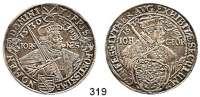 Deutsche Münzen und Medaillen,Sachsen Johann Georg I. 1611 - 16561/2 Taler 1630  Auf das Augsburger Konfessionsjubiläum.  14,35 g.  Clauss/Kahnt 324 b.