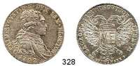 Deutsche Münzen und Medaillen,Sachsen Friedrich August III. 1763 - 1806 (1827)2/3 Taler 1792 auf das Reichsvikariat, Dresden.  14 g.  Kahnt 1160.  Buck 184.