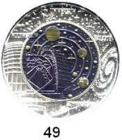Österreich - Ungarn,Österreich 2. Republik ab 194525 EURO 2015 (Bi-Metall Silber/Niob).  Kosmologie.  Im Originaletui mit Zertifikat.