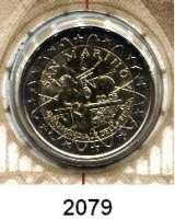 AUSLÄNDISCHE MÜNZEN,E U R O  -  P R Ä G U N G E N San Marino2 EURO 2005.  Galileo Galilei.  Schön 460.  KM 469.
