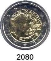 AUSLÄNDISCHE MÜNZEN,E U R O  -  P R Ä G U N G E N San Marino2 EURO 2006.  Kolumbus.  Schön 467.  KM 478.