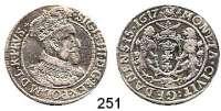 Deutsche Münzen und Medaillen,Danzig, Stadt Sigismund III. 1587 - 1632Ort (1/4 Taler) 1617.  6,50 g.  Dutkowski/Suchanek 158 II/IIa Var.