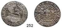 Deutsche Münzen und Medaillen,Danzig, Stadt Sigismund III. 1587 - 1632Ort (1/4 Taler) 1623.  6,54 g.  Dutkowski/Suchanek 166 a.