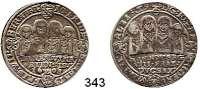 Deutsche Münzen und Medaillen,Sachsen - Weimar Johann Ernst und seine Brüder 1605 - 16261/4 Taler 1608 WA.  6,84 g.  Kahnt 196.  Mb. 3800.