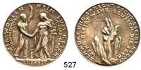 M E D A I L L E N,Medailleur Karl Goetz Silbermedaille 1935.  Auf die Saarabstimmung.  Rand: BAYER. HAUPTMÜNZAMT FEINSILBER.  36 mm.  19,86 g.  Kienast 501.
