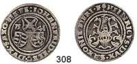 Deutsche Münzen und Medaillen,Sachsen Johann Friedrich und Heinrich 1539 - 15411/4 Taler 1541, Freiberg.  6,93 g.  Keilitz 160.  Mb. 494.
