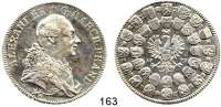 Deutsche Münzen und Medaillen,Brandenburg - Ansbach Christian Friedrich Karl Alexander 1757 - 1791Taler 1779, Schwabach.  28,02 g.  Wilm. 1102.  Dav.2019.