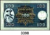 P A P I E R G E L D,Besatzungsausgaben des II. Weltkrieges Sparkasse der Provinz Laibach 194450 Lire 14.9.1944.  Serie A.  Ros. ZWK-71.