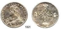 Deutsche Münzen und Medaillen,Brandenburg - Ansbach Christiane Charlotte als Vormünderin ihres Sohnes Karl Wilhelm Ferdinand 1723 - 17291/2 Reichstaler 1726, Schwabach.  14,54 g.  Slg. Wilm. 956.