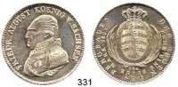 Deutsche Münzen und Medaillen,Sachsen Friedrich August I. (1763) 1806 - 1827Ausbeutekonventionstaler 1823 IGS, Dresden.  Kahnt 425.  Thun 301.  AKS 25.  Jg. 34.  Dav. 860.