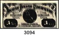 P A P I E R G E L D,Ausländische Geldscheine unter deutscher Besatzung Lettland - Deutsche Besatzung im I. WeltkriegLibauische Stadtverwaltung 1915.  1(2), 3(2), 5(2), 10(2) Kopeken o.D.(1915).      Grabowski/Huschka/Schamberg LE 1 b(2), 2(Fehldruck) 2c, 3(nur einseitig bedruckt), 3b, 4a, b.  LOT 8 Scheine.