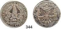 Deutsche Münzen und Medaillen,Sachsen - Weimar Wilhelm 1641 - 16621/4 Taler 1662.  7,21 g.  Auf seinen Tod.  Koppe 370 b.  Mb. 3889.