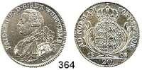 Deutsche Münzen und Medaillen,Württemberg, Königreich Friedrich I. (1797) 1806 - 181620 Kreuzer 1808.  AKS 43.  Jg. 11.