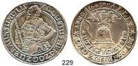 Deutsche Münzen und Medaillen,Braunschweig - Wolfenbüttel August der Jüngere 1635 - 16662. Glockentaler 1643.  28,89 g.  Welter 807.  Dav. 6366.