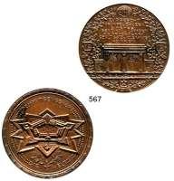 M E D A I L L E N,Weltkrieg Bronzemedaille 1914.  Auf die Einnahme von Lille.