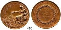 M E D A I L L E N,Landwirtschaft Neuschmidtstedt,  Bronzemedaille 1888.  Landwirtschaftlicher Verein.  Jubiläums-Ausstellung.  Für verdienstvolle Leistungen.  40,1 mm.  30,74 g.