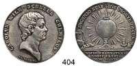 M E D A I L L E N,Personen Scheele, Karl WilhelmSilbermedaille 1859 (J. G. Wikman).  Medaille der schwedischen Akademie der Wissenschaften.  Brb. n. r. / Verbrennungsphänomen.  34,1 mm.  12,28 g.  Wurzbach 8189.