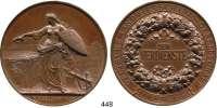 M E D A I L L E N,Landwirtschaft Düsseldorf,  Bronzemedaille 1907 (K. Schwenzer).  Deutsche Landwirtschafts-Gesellschaft.  Verdienstmedaille mit Gravur